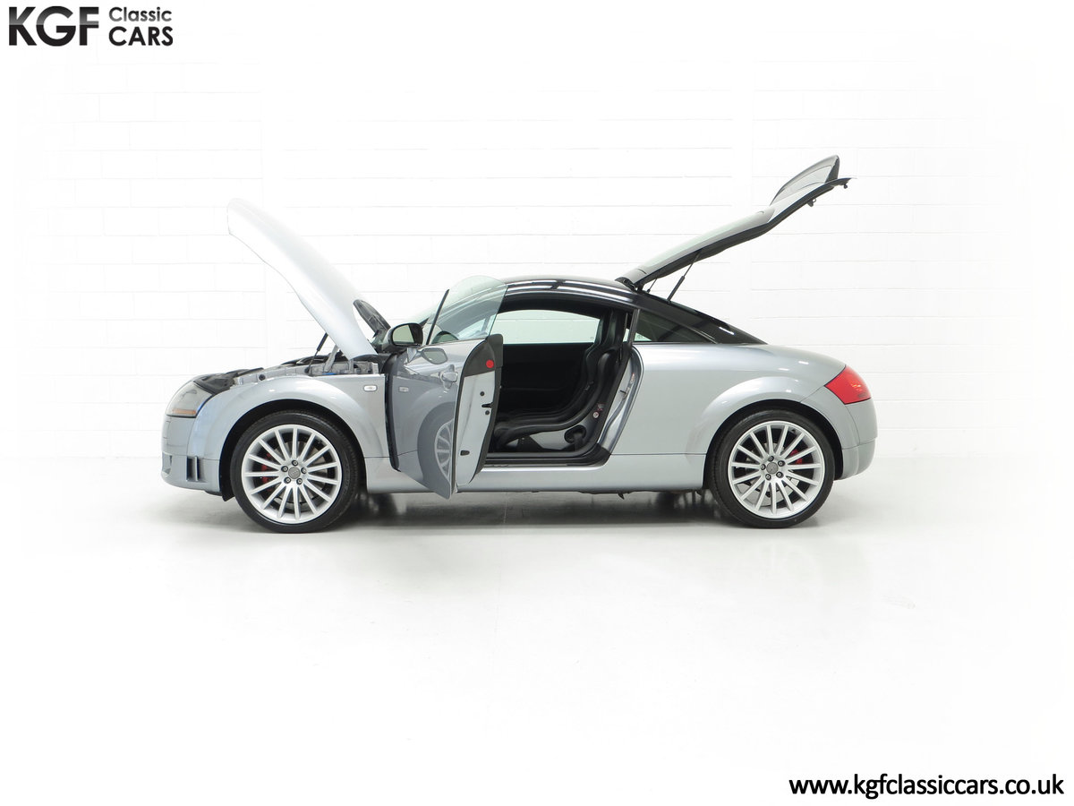 2006 One of 800 Special Edition Cars, an Audi Quattro TT Sport SOLD (picture 7 of 24)