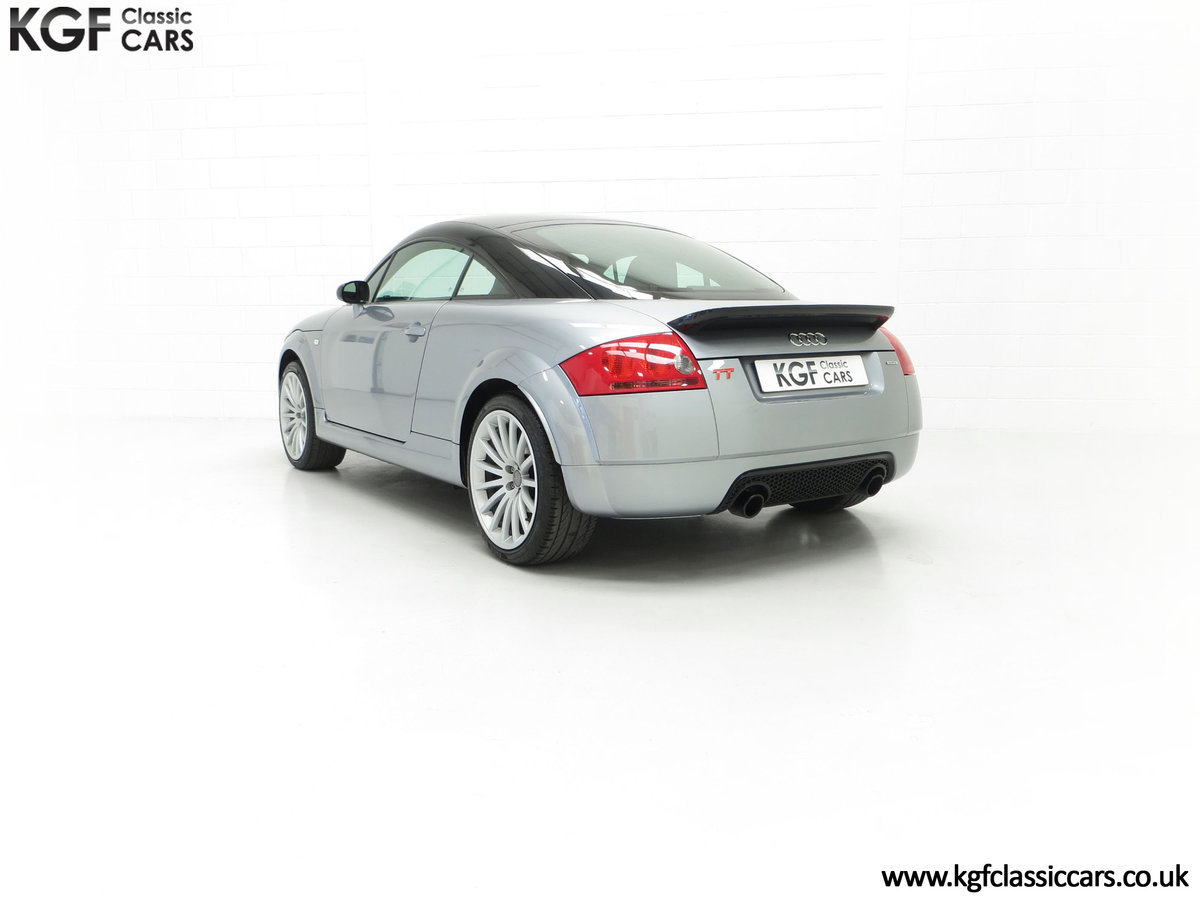 2006 One of 800 Special Edition Cars, an Audi Quattro TT Sport SOLD (picture 8 of 24)
