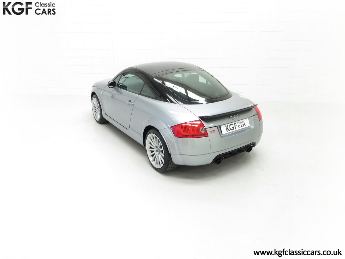 2006 One of 800 Special Edition Cars, an Audi Quattro TT Sport SOLD (picture 9 of 24)