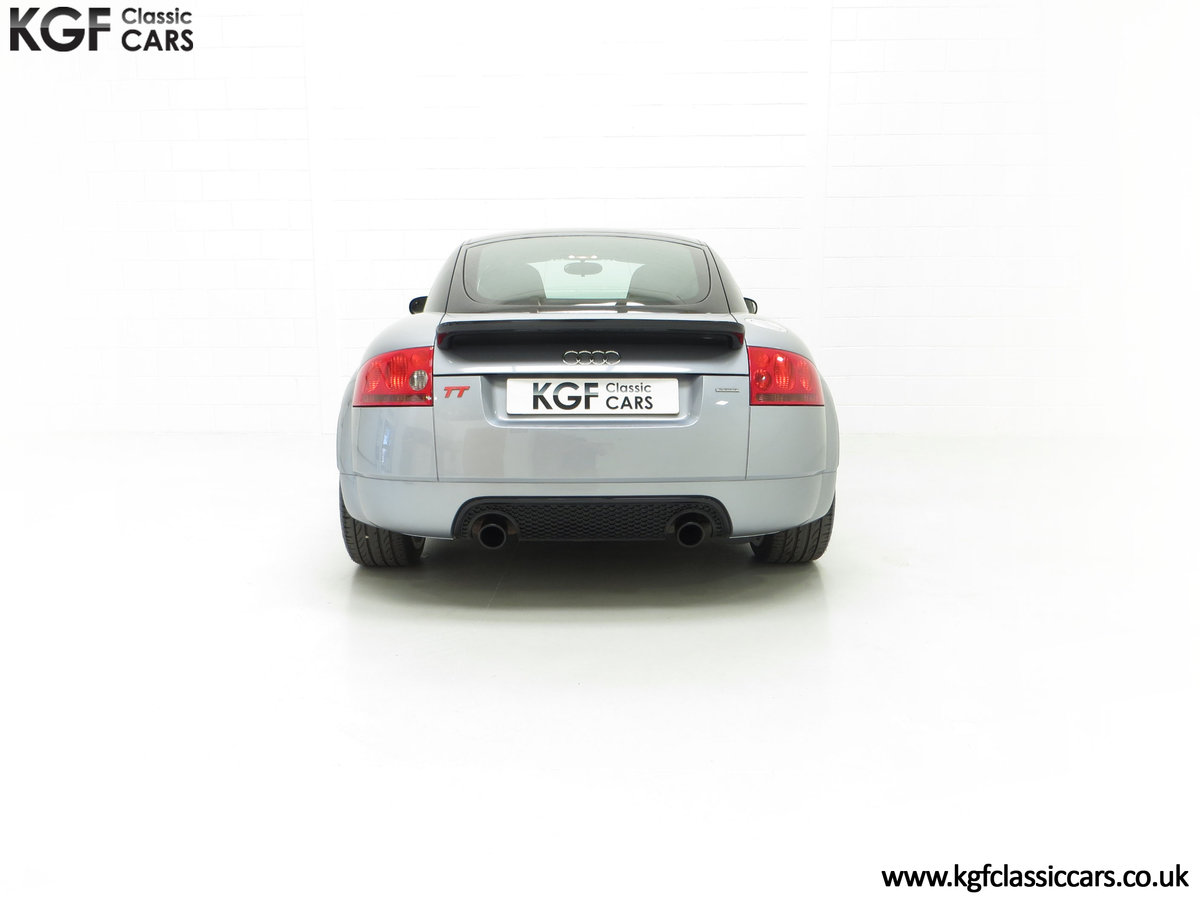 2006 One of 800 Special Edition Cars, an Audi Quattro TT Sport SOLD (picture 10 of 24)