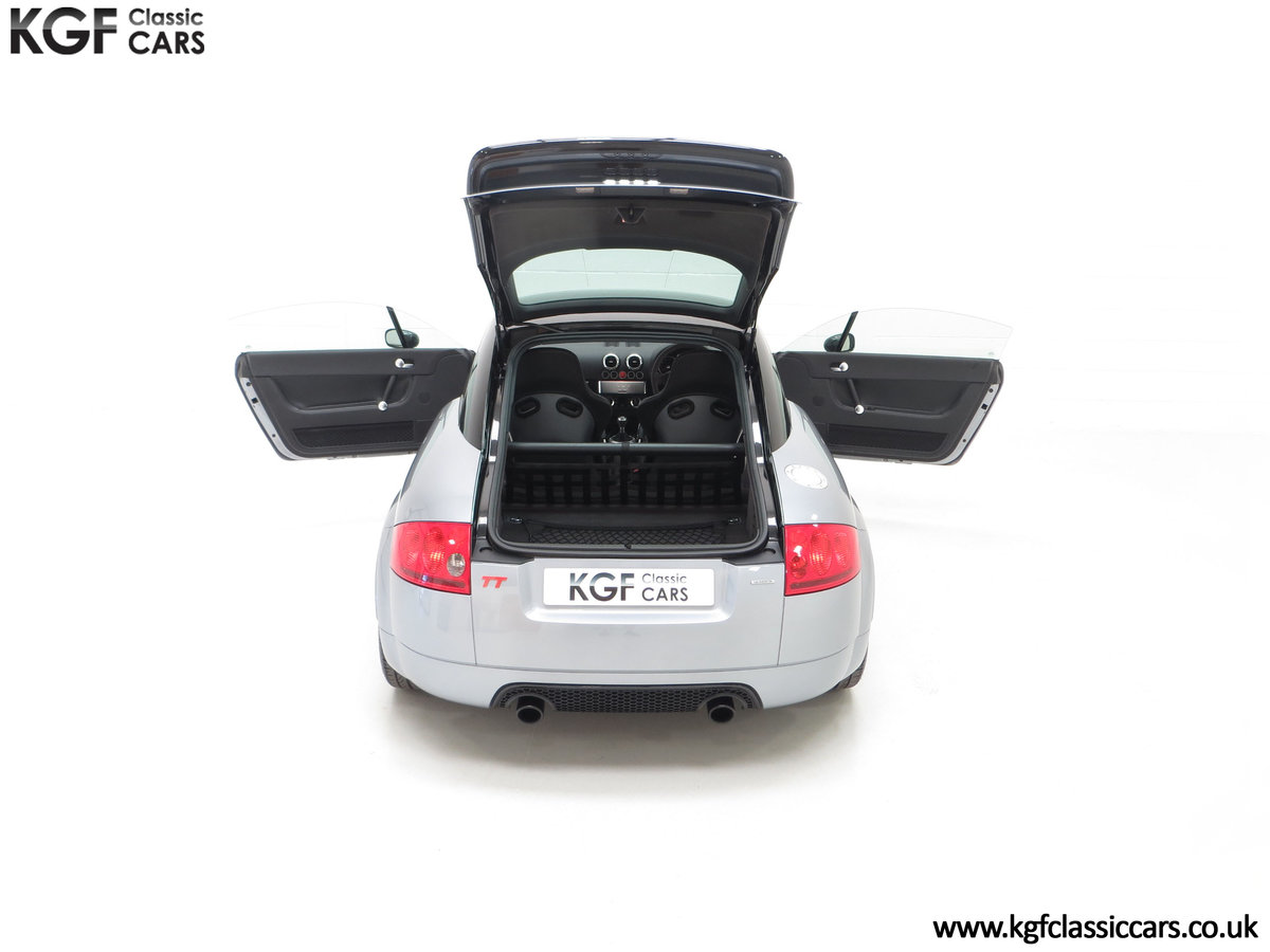 2006 One of 800 Special Edition Cars, an Audi Quattro TT Sport SOLD (picture 11 of 24)