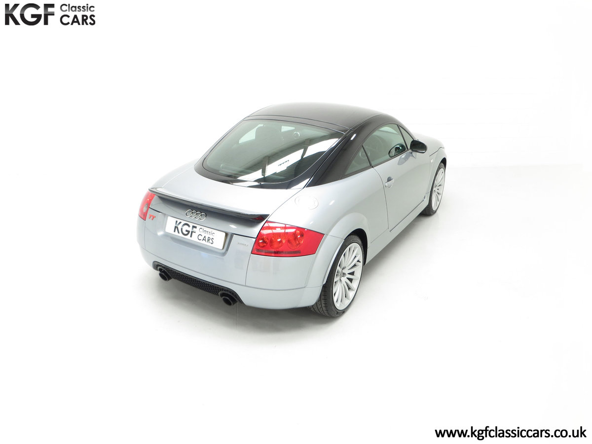 2006 One of 800 Special Edition Cars, an Audi Quattro TT Sport SOLD (picture 12 of 24)