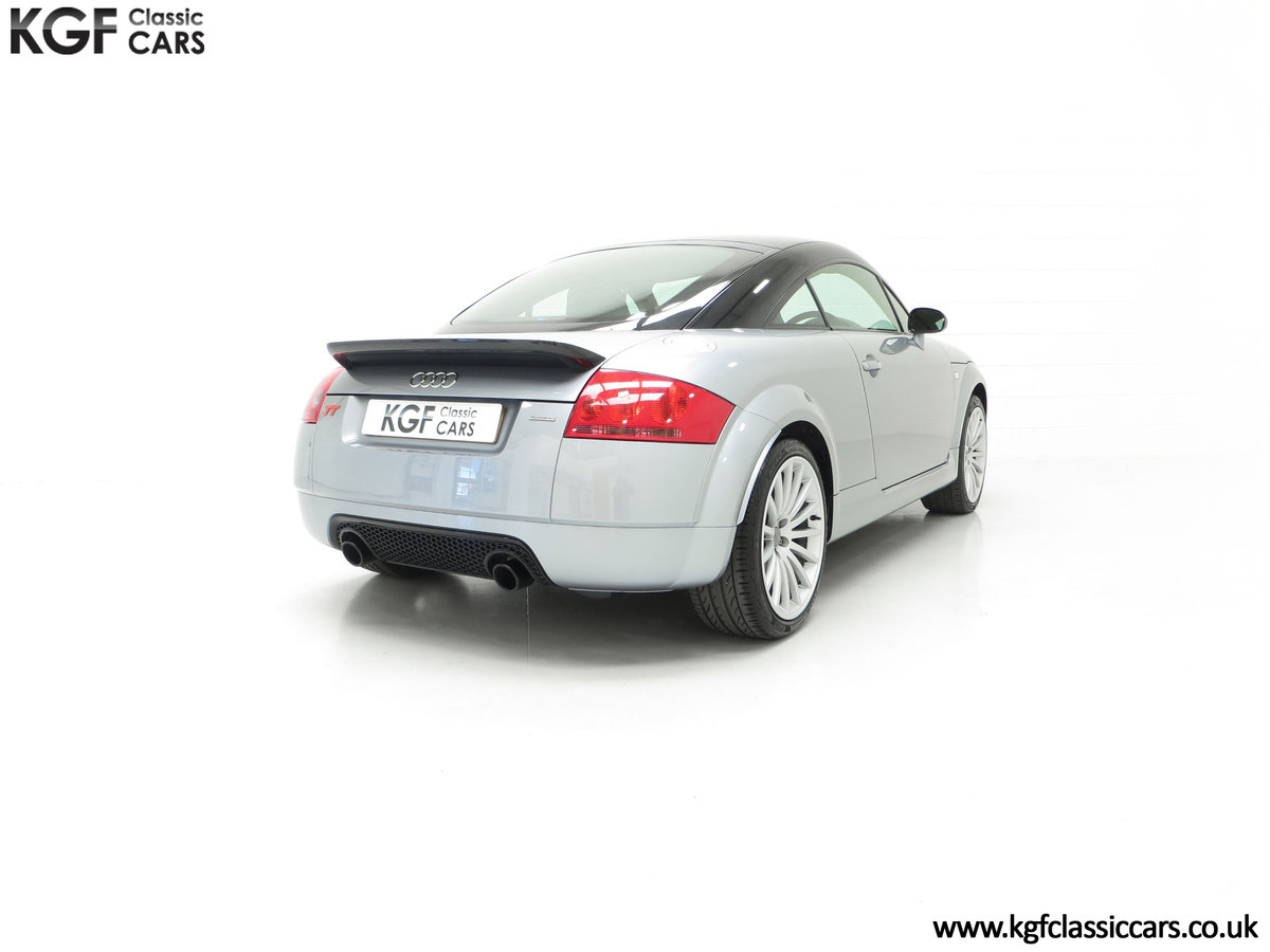 2006 One of 800 Special Edition Cars, an Audi Quattro TT Sport SOLD (picture 13 of 24)