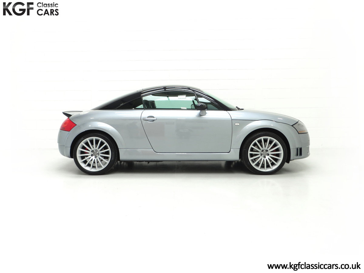 2006 One of 800 Special Edition Cars, an Audi Quattro TT Sport SOLD (picture 14 of 24)