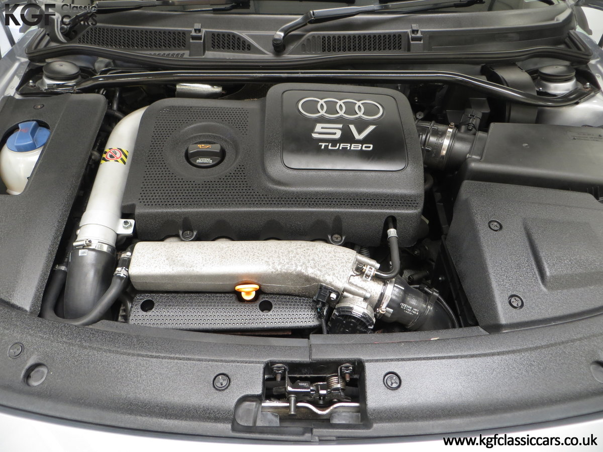 2006 One of 800 Special Edition Cars, an Audi Quattro TT Sport SOLD (picture 15 of 24)