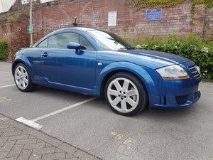 2004 Audi TT MK1 3.2 DSG Quattro,
