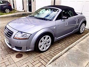 Audi TT Roadster 80,000miles unbelievable con