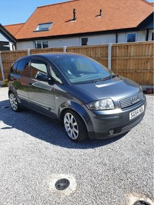 Audi A2 TDI Sport 90 spectacular example