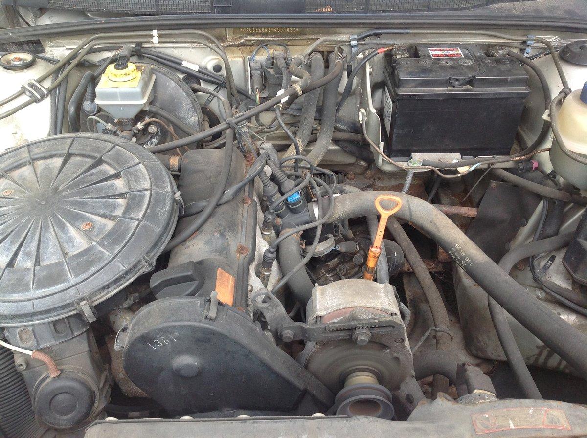 1991 Audi 80 E  For Sale (picture 3 of 6)