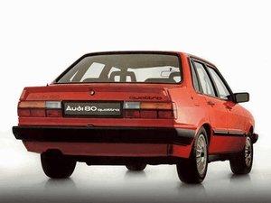 1983 Audi 80 Quattro - WANTED