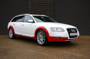 2007 Audi C6 A6 ALLROAD 4.2 V8 Quattro Estate Auto (35,500 miles) For Sale