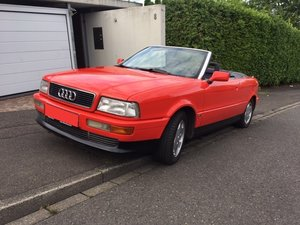 1994 Audi Cabriolet 2.8 V6 Beautiful & original