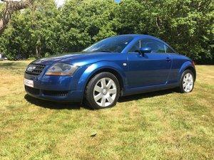 2005 Audi Stunning Blue metallic