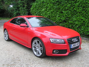 Audi A5 1.8 TFSI S line Special Edition coupe