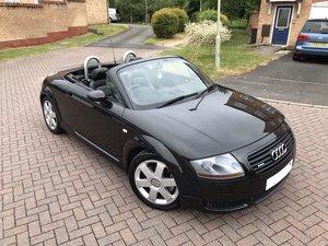 2002 Audi TT 225bhp*Quattro*Only 80k**FDSH*BOSE*Leather*MINT SOLD