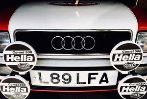 "1994 Audi 80 2.0 Sport ""Rallye Tribute"", 68K miles"