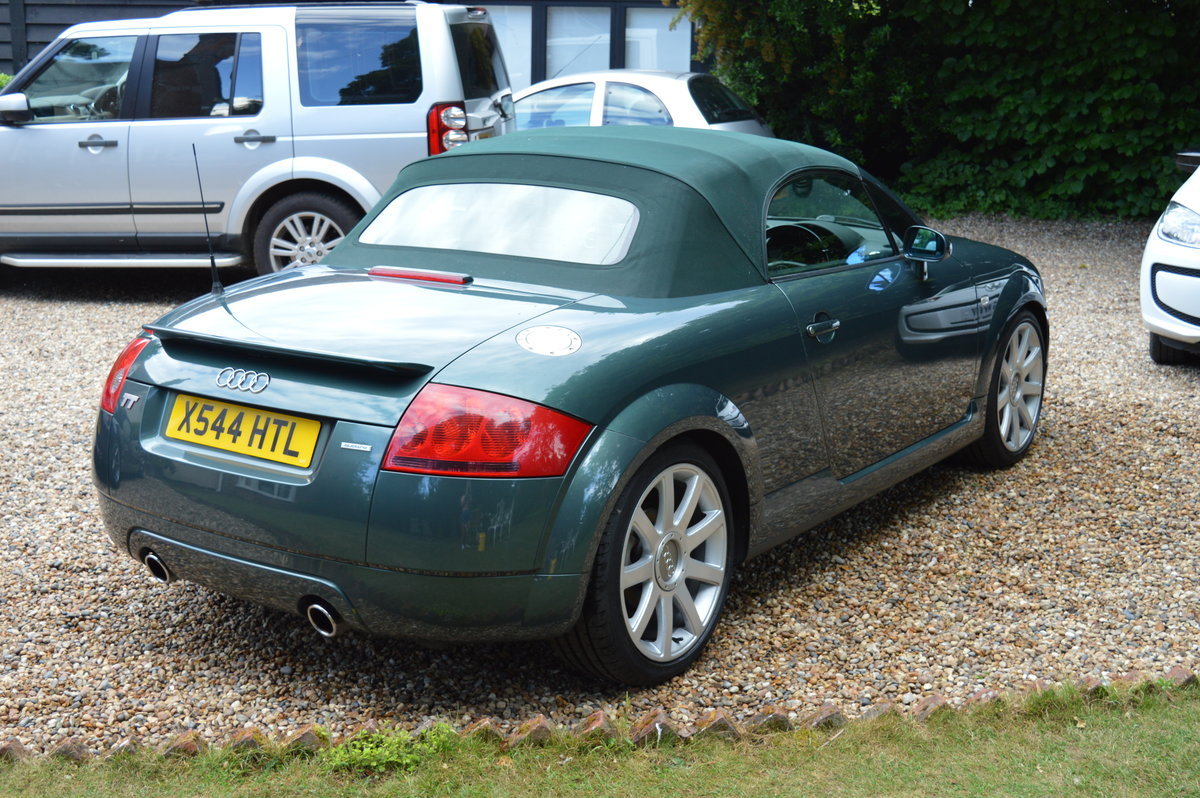 2000 Audi TT Roadster 225 For Sale (picture 2 of 6)