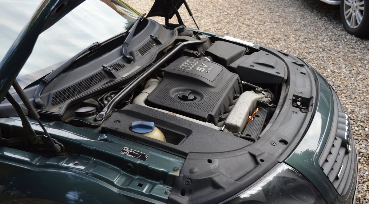 2000 Audi TT Roadster 225 For Sale (picture 6 of 6)