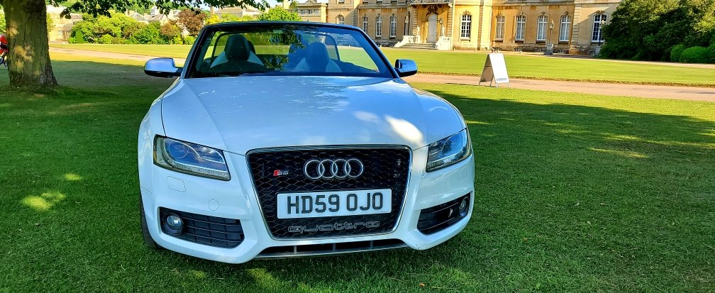 2010 Audi S5 3.0 TFSI, Convertible, S-Tronic, Quattro For Sale (picture 2 of 6)