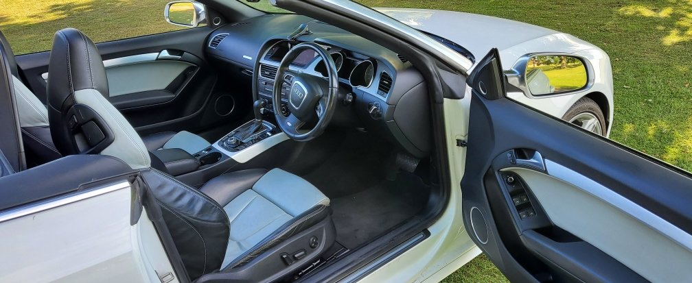 2010 Audi S5 3.0 TFSI, Convertible, S-Tronic, Quattro For Sale (picture 5 of 6)
