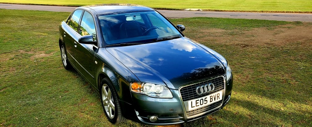 2005 LHD AUDI A4 3.2 QUATTRO 4X4 AUTO, LEFT HAND DRIVE For Sale (picture 2 of 6)