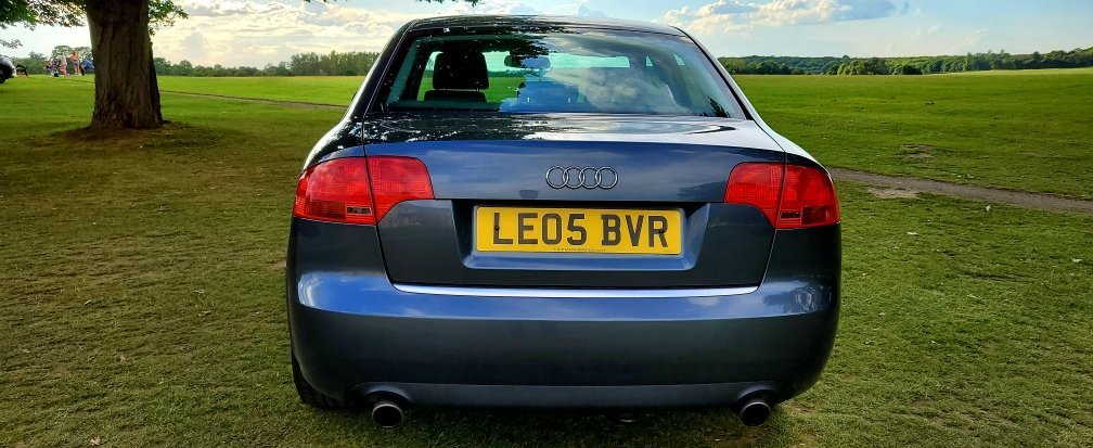 2005 LHD AUDI A4 3.2 QUATTRO 4X4 AUTO, LEFT HAND DRIVE For Sale (picture 4 of 6)