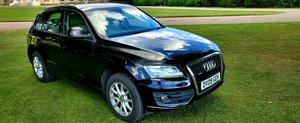 2009 Audi Q5 3.0TDI, Automatic, 4×4, Quattro V6 S Tronic SE