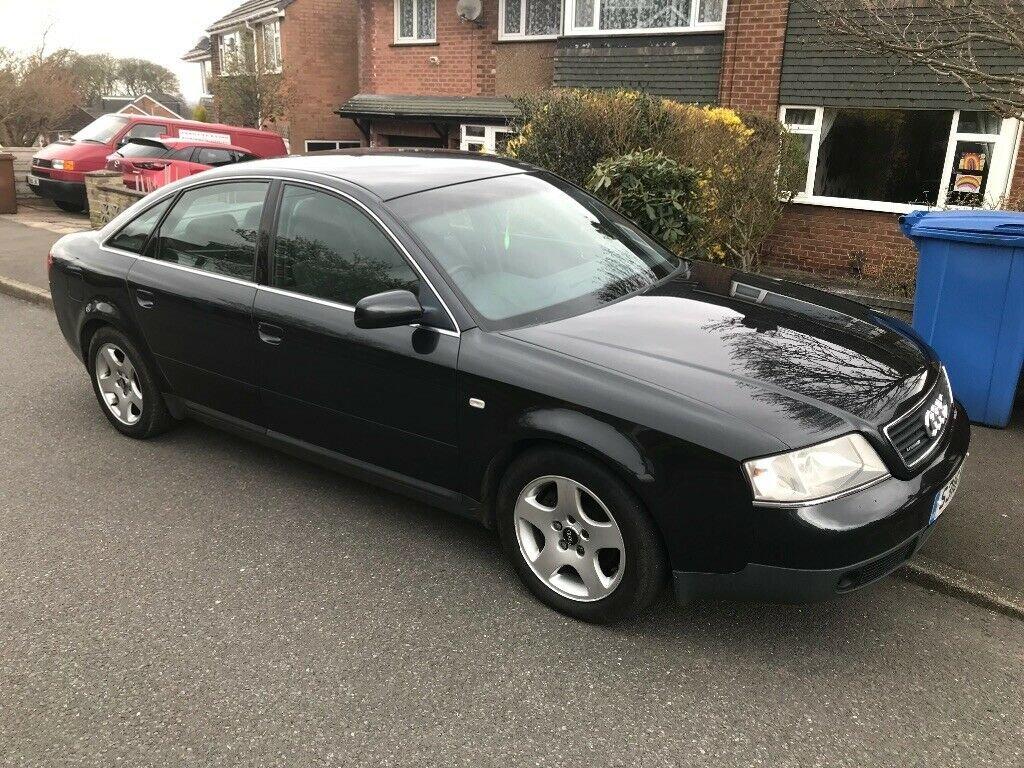 1998 Audi A6 2.8 quattro For Sale (picture 1 of 6)