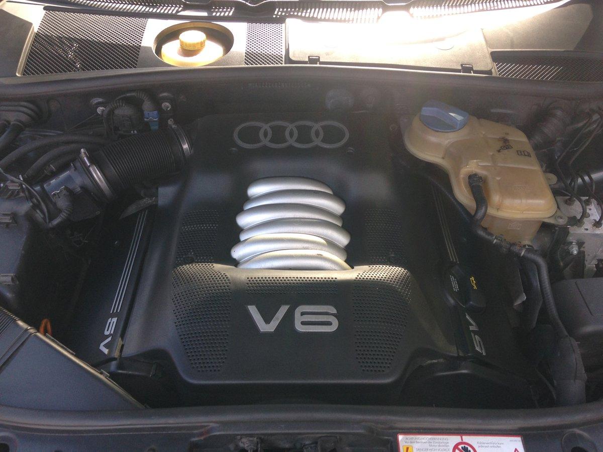 1998 Audi A6 2.8 quattro For Sale (picture 5 of 6)