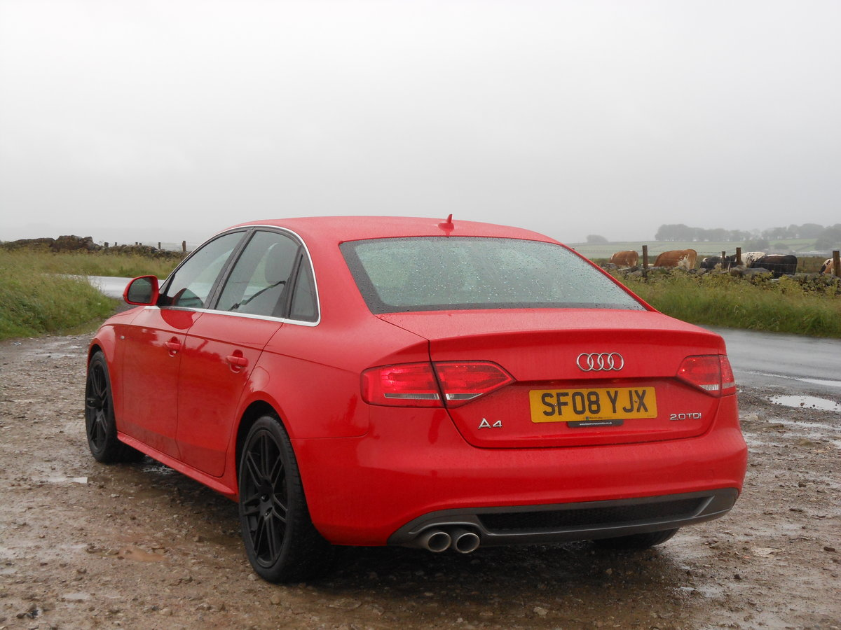 2008 Audi A4 2.0 TDI S-Line 143BHP 6SPD NEW Shape SOLD (picture 3 of 6)