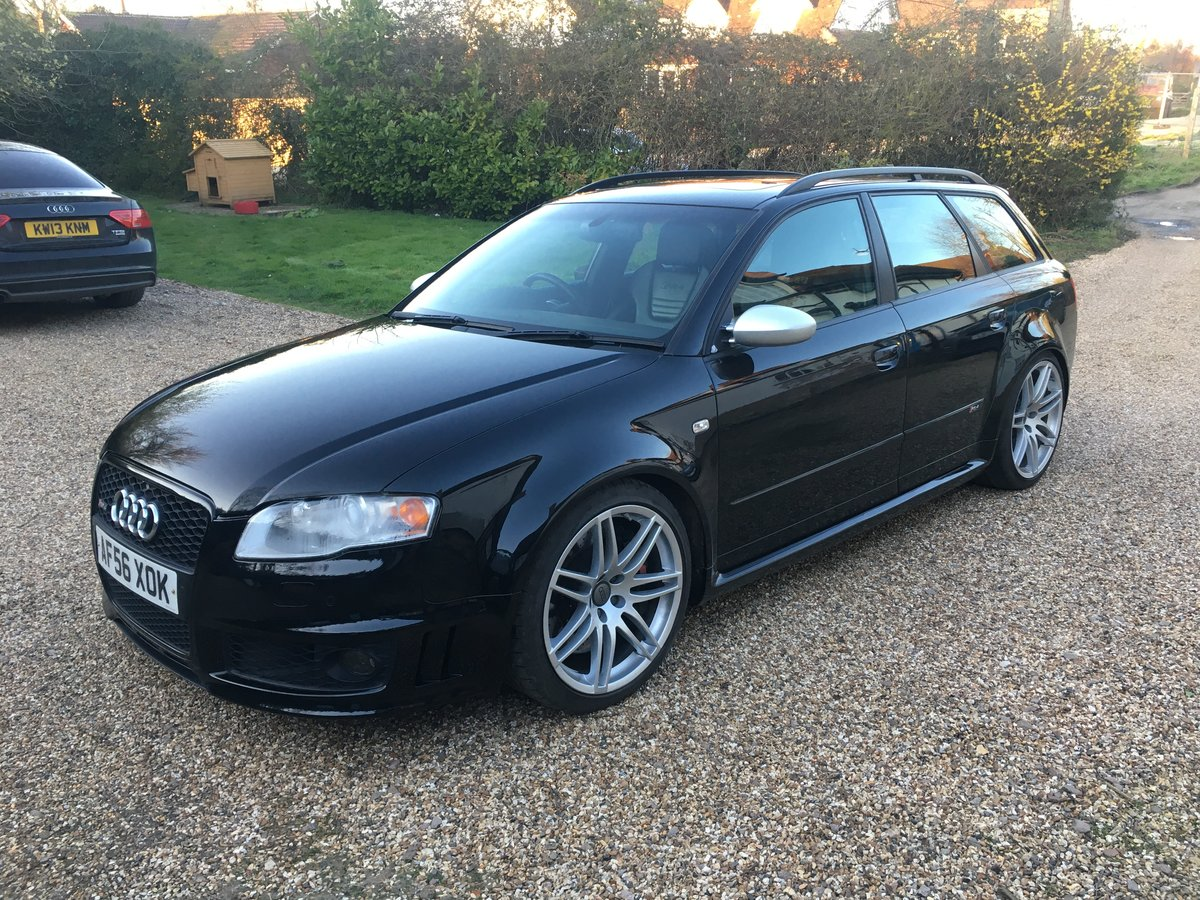 2006 Audi RS4 Avant, Optics pack, 450bhp For Sale (picture 2 of 6)