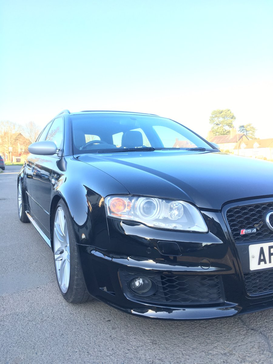 2006 Audi RS4 Avant, Optics pack, 450bhp For Sale (picture 3 of 6)