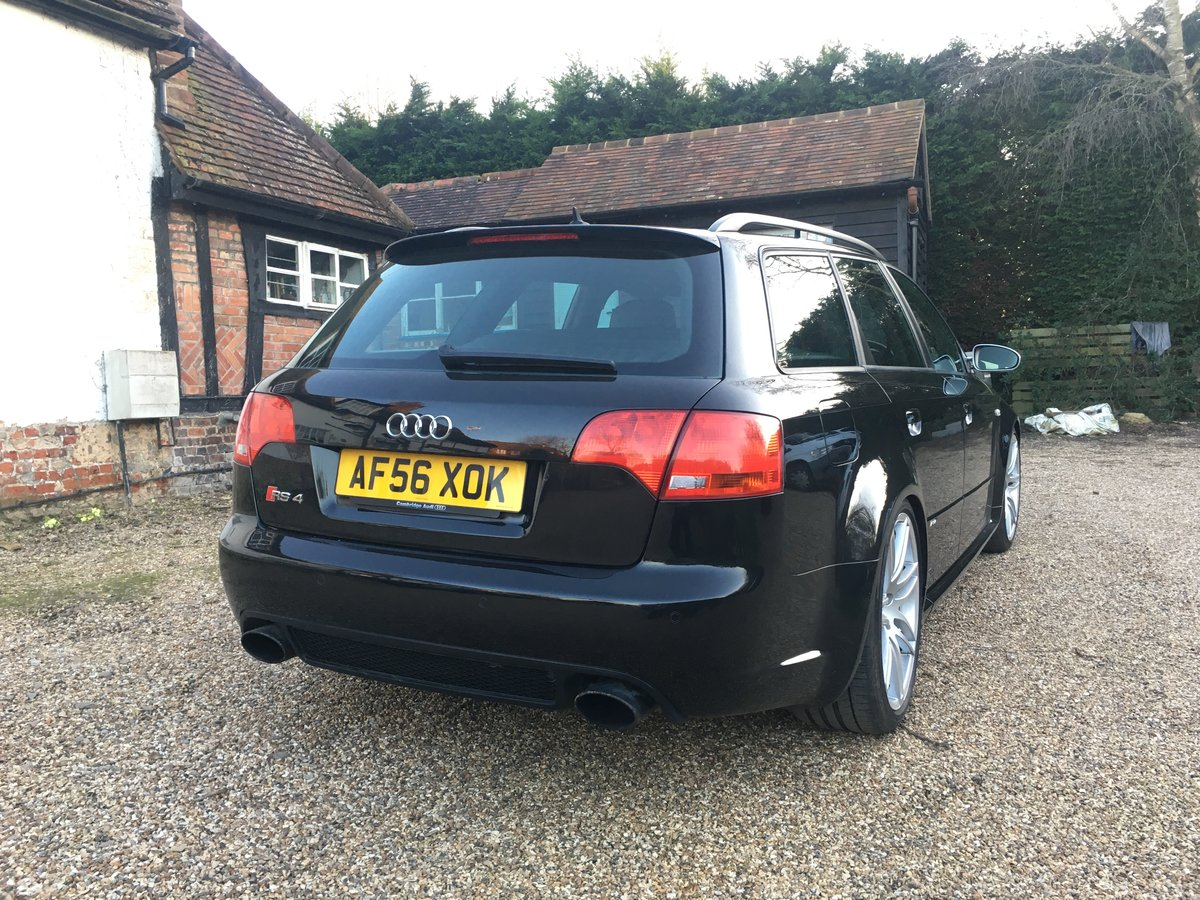 2006 Audi RS4 Avant, Optics pack, 450bhp For Sale (picture 5 of 6)