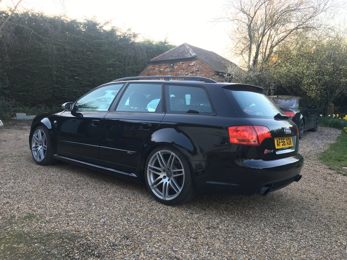 2006 Audi RS4 Avant, Optics pack, 450bhp For Sale (picture 6 of 6)