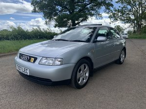 1999 Immaculate Audi A3 1.8 turbo