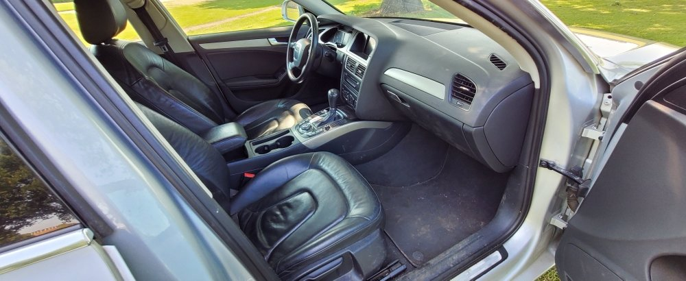 2008 LHD Audi A4 2.0 TDI SE, AUTOMATIC, LEFT HAND DRIVE For Sale (picture 5 of 6)