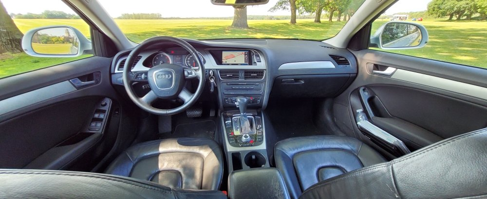 2008 LHD Audi A4 2.0 TDI SE, AUTOMATIC, LEFT HAND DRIVE For Sale (picture 6 of 6)