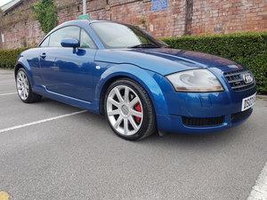 2003 Audi TT MK1 Quattro Coupe 225 BHP