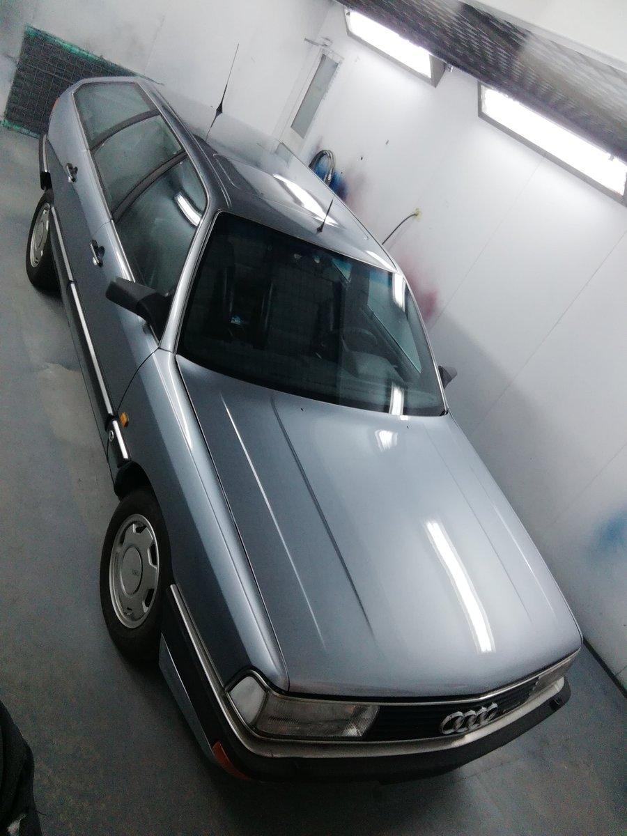 1986 Audi 200 avant quattro turbo ex John Haynes OBE For Sale (picture 5 of 6)