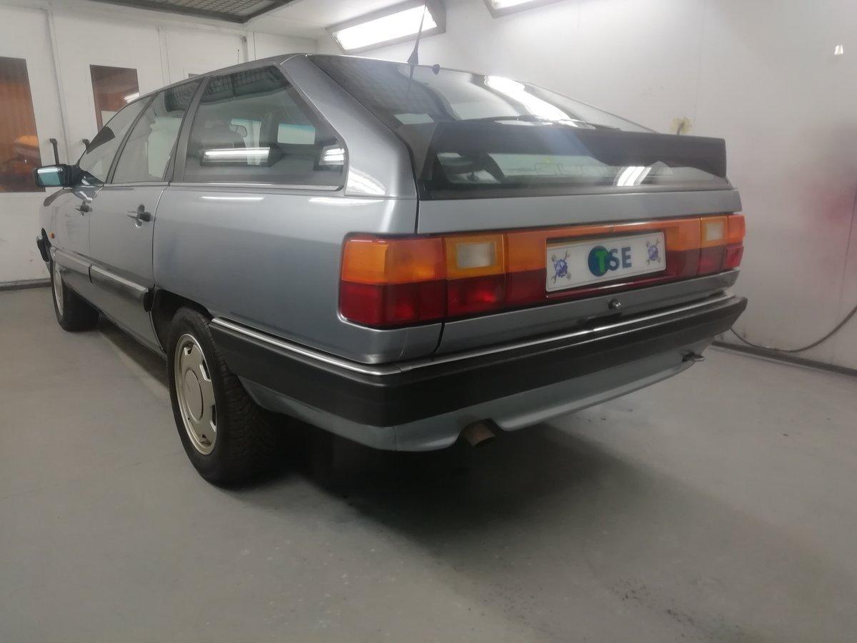 1986 Audi 200 avant quattro turbo ex John Haynes OBE For Sale (picture 6 of 6)