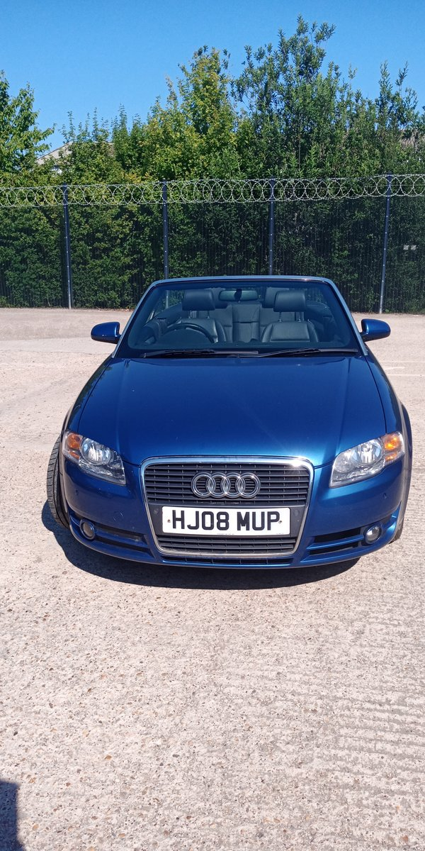 2008 Audi A4 2.0 TDI For Sale (picture 2 of 6)