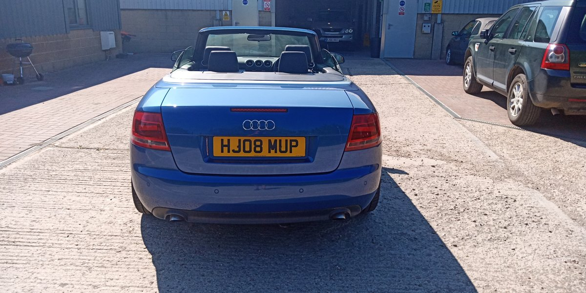2008 Audi A4 2.0 TDI For Sale (picture 4 of 6)