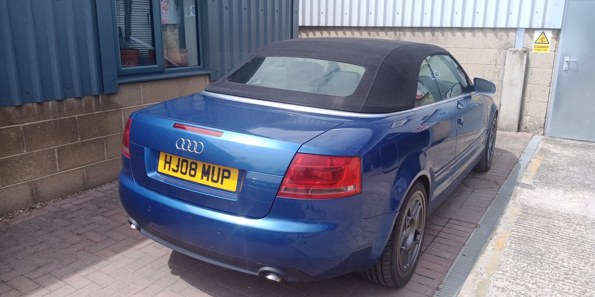 2008 Audi A4 2.0 TDI For Sale (picture 6 of 6)