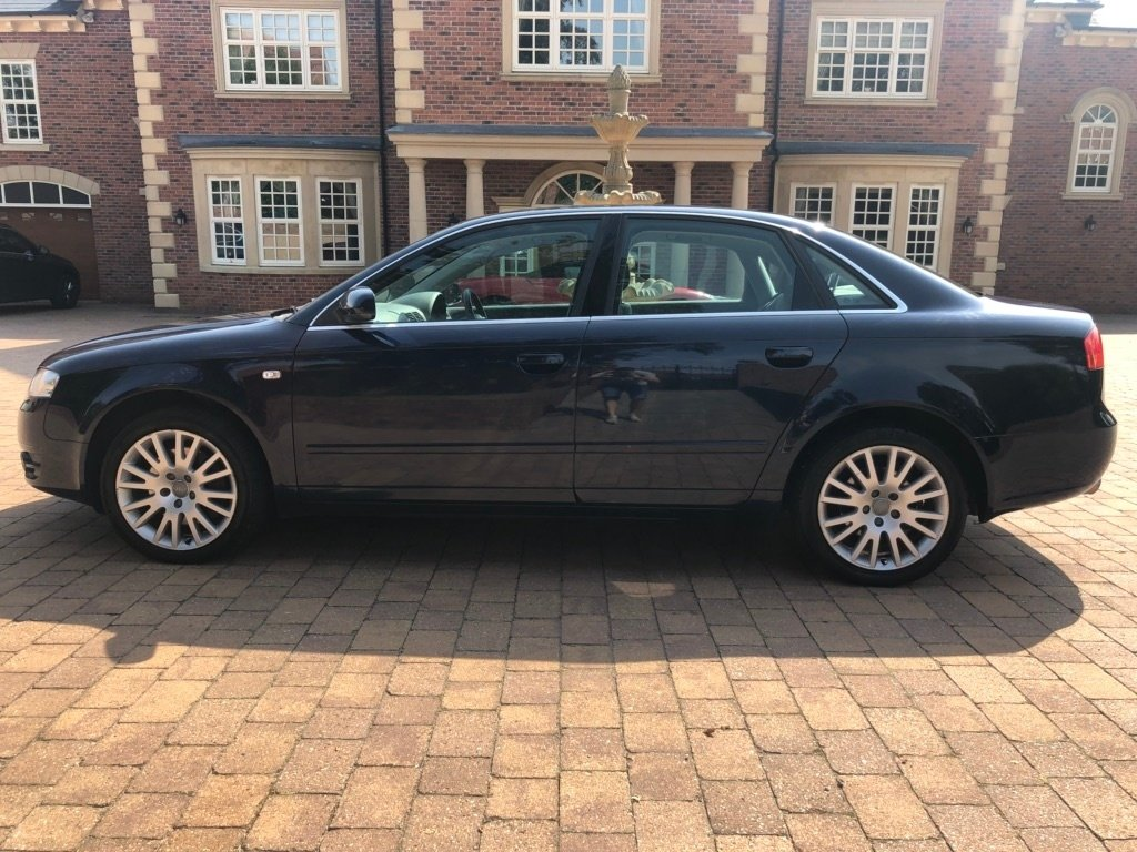 2006 Audi A4 - FSH, Timing Belt, Major Service For Sale (picture 3 of 6)