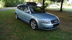 Audi A4 Cabriolet 2.4 Sport