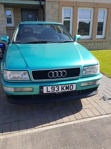 1994 Audi Coupe 2lt 16v