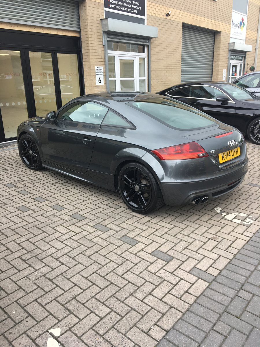 2014 Audi TT S Line TFSI Coupe May exchange Stag For Sale (picture 1 of 5)