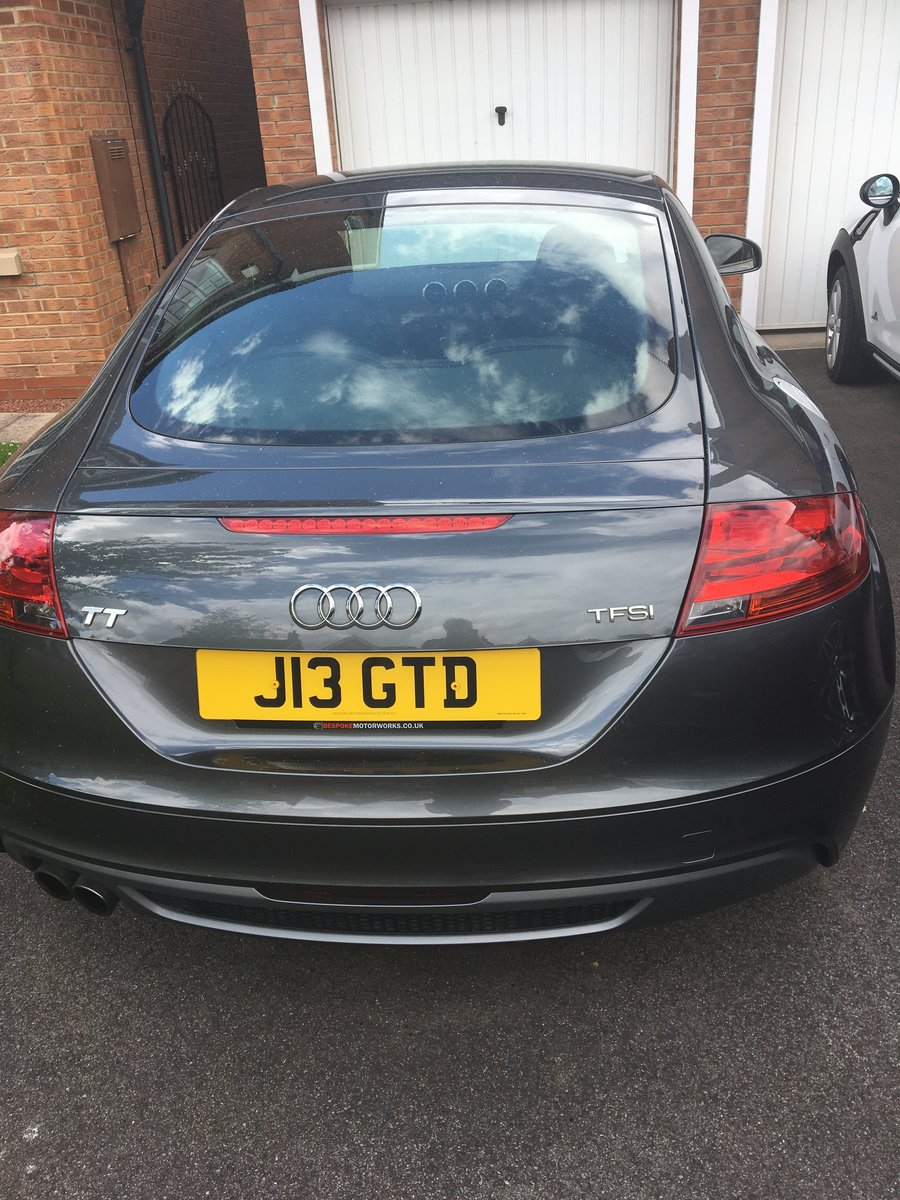 2014 Audi TT S Line TFSI Coupe May exchange Stag For Sale (picture 3 of 5)