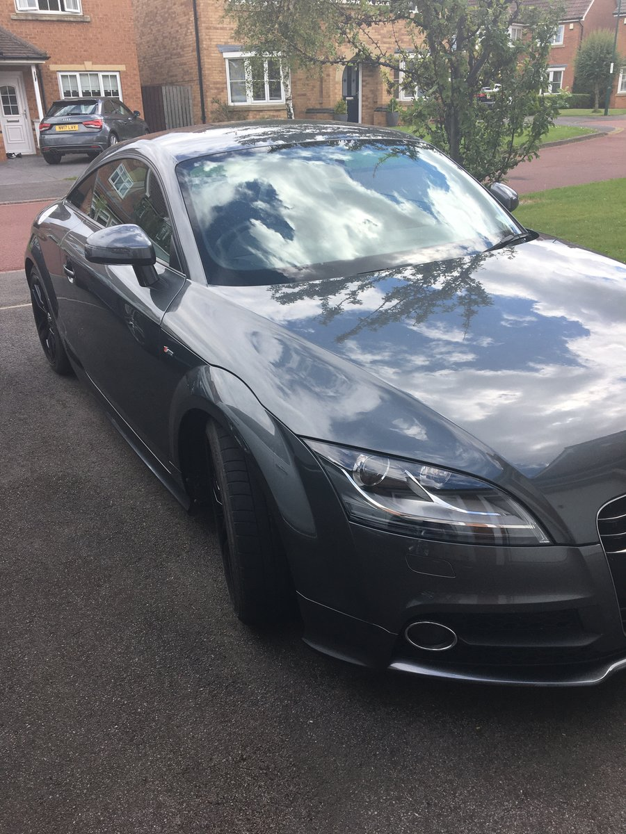 2014 Audi TT S Line TFSI Coupe May exchange Stag For Sale (picture 4 of 5)