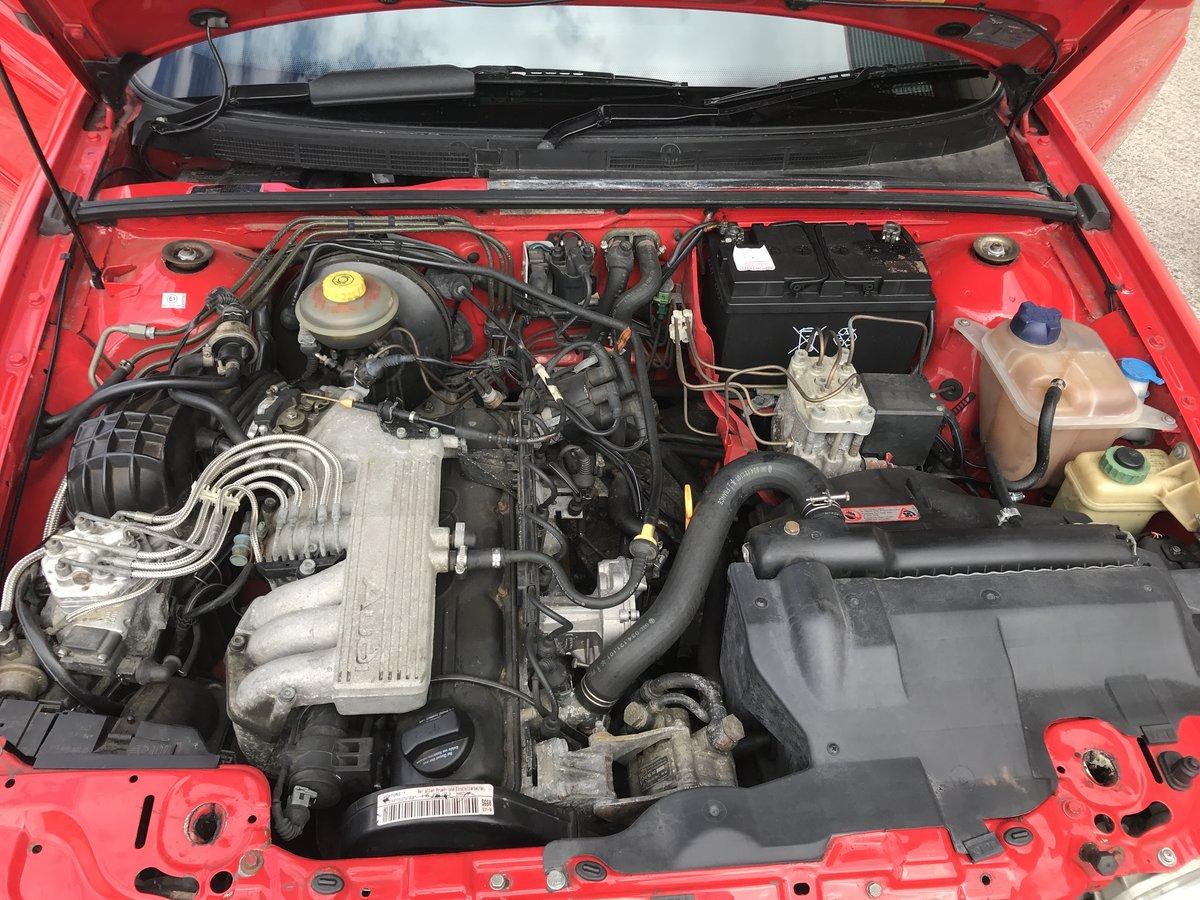 1994 Audi 80 Cabriolet/ Convertible 2.3  Auto L reg For Sale (picture 6 of 6)